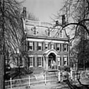 The Taft House - Brown University 1958 Art Print