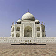 The Taj Mahal. Art Print