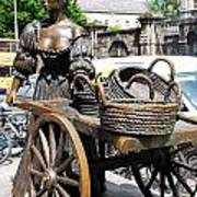 The Tart With The Cart Art Print