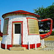 The Teapot Dome  Art Print by Jeff Swan