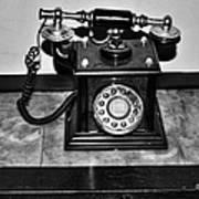 The Telephone Art Print