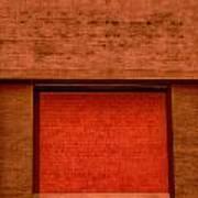 The Temple Door Art Print