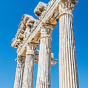 The Temple Of Apollo Art Print