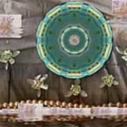 The Temple Of Mammon Art Print