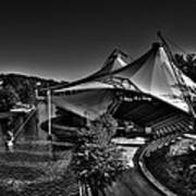 The Tennessee Amphitheater Art Print