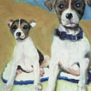 The Terriers Art Print