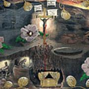The Testimony Of Ron Wyatt - Ark Of The Covenant Art Print