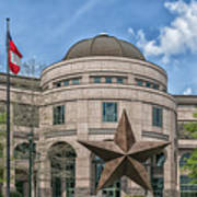 The Texas State History Museum Art Print