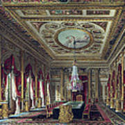 The Throne Room, Carlton House Art Print
