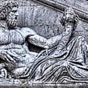 The Tiber Art Print