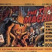 The Time Machine  Art Print