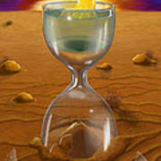 The Time Of Creation Art Print