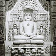 The Tirthankara Art Print