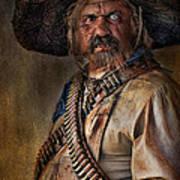 The Tombstone Bandito Art Print