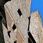 The Towers Of San Gimignano Art Print