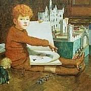 The Toy Castle Art Print