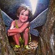 The Tree Fairy Art Print