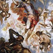 The Triumph Of Saint Hermenegild Art Print