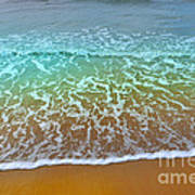 The True Beauty Of Water And Sun Art Print