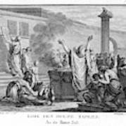 The Twelve Tables, Rome's First Legal Art Print