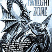 The Twilight Zone Art Print