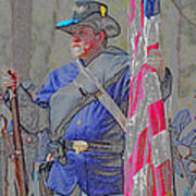 The Union Patriot Art Print