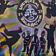 The Universal Zulu Nation Art Print