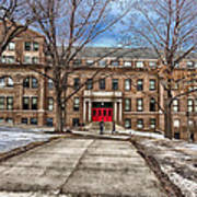 The University Of Wisconsin Education Building Art Print