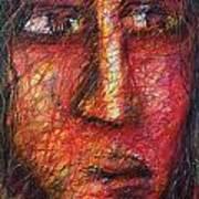 The Unseen - 5 Art Print