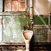 The Urinal Art Print