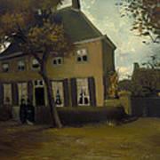The Vicarage At Neunen Art Print