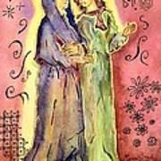The Visitation Art Print