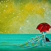 The Watchful Seas Art Print