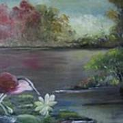 The Water Bird Art Print