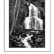 Moss Glen Falls Poster Art Print