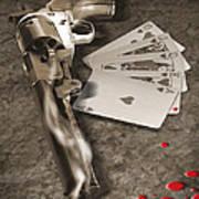 The Way Of The Gun 2 Art Print