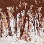 The Way Through The Woods 2 Art Print