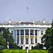 The Whitehouse - Washington Dc Art Print