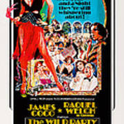 The Wild Party, Us Poster Art, Raquel Art Print