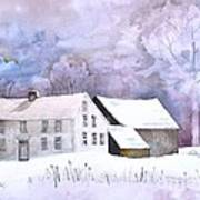 The Wilder Homestead Art Print