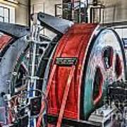The Winding Engine Art Print