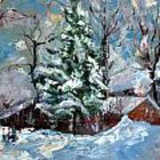 The Winter Art Print