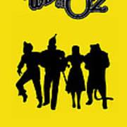 The Wizard Of Oz Art Print