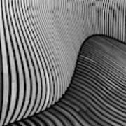 The Wood Project I - Tangled Wood Art Print