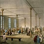 The Workhouse, St James, Parish, London Art Print