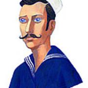 The Young Sailor Art Print