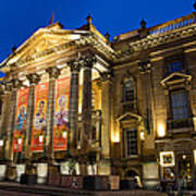 Theatre Royal Art Print