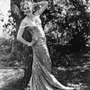 Thelma Todd, Ca. 1934 Art Print