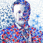Theodore Roosevelt 2 Art Print