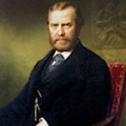 Theodore Roosevelt, Sr Art Print